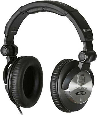 View Details Audiophile Ultrasone HFI-580 Closed Back Headphones - Black And Silver Over Ear • 69.00£