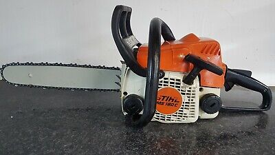 View Details Stihl MS180C Petrol Chainsaw. Good Working Order.Free Postage. MS260 MS181 MS170 • 159.99£