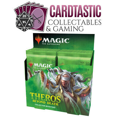 AU320 • Buy Magic The Gathering TCG Theros Beyond Death Collector Booster Box