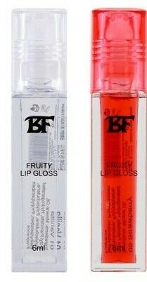 £1.99 • Buy Beauty Forever 6ml Fruity Flavour Lip Gloss Vanila & Strawberry With Mineral Oil