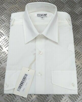 Genuine British Police Prison HMRC Mens Shirt Old Bill Bobby L Or S Sleeve OPG • 12.99£