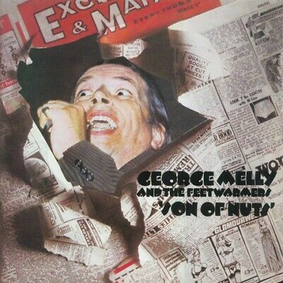 George Melly And The Feetwarmers* - Son Of Nuts (LP, Album) • 3.67£