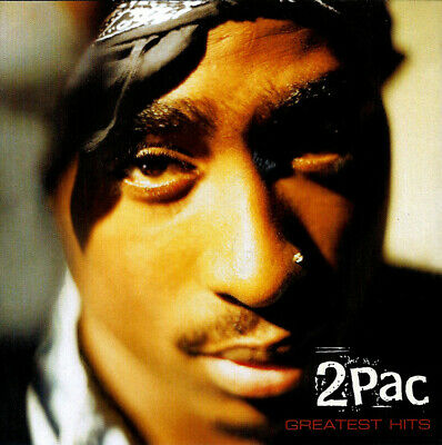 2Pac - Greatest Hits (2xCD, Comp, Edi) • 8.80£