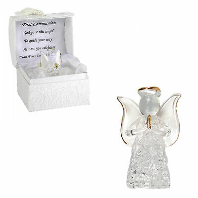 First Holy Communion Guardian Angel Gift With Verse • 8.49£