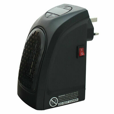 Wall-outlet 400W Portable Mini Heater Portable Mini Heater Furnace Space 23 • 9.99£