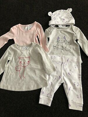 AU15 • Buy Baby Girl Clothes Size 0-3 Months NWT