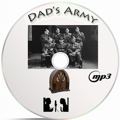 £1.97 • Buy Dad's Army 71 Old Time Comedy Radio Shows On A MP3 CD