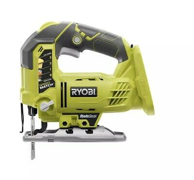 Ryobi P5231 18V ONE+ Orbital Jig Saw Powerful Upgraded P523 *BRAND NEW* • 58.50£