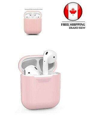 $ CDN6.99 • Buy ZALU Compatible For AirPods Case Protective Silicone Cover And Skin For AirPods