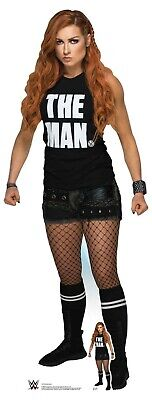 Becky Lynch In Shorts Official WWE Lifesize And Mini Cardboard Cutout / Standup • 36.49£