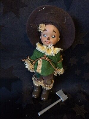 £16.99 • Buy Barbie Wizard Of Oz Kelly Tommy As The Scarecrow