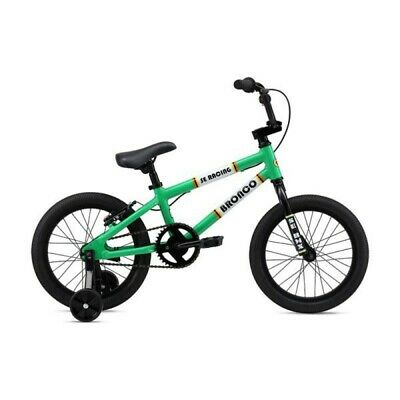 AU249 • Buy 2019 SE Bikes Bronco 16  BMX Bike Kids Series - Green