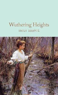 Wuthering Heights (Macmillan Collector's Library) By Bronte, Emily, NEW Book, FR • 7.60£