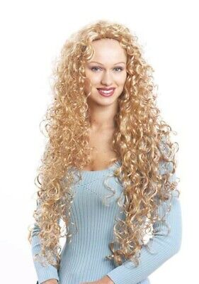 $30 • Buy Long Partial Wig 3/4 Style Very Curly Wigs US Sandy XL U Choose Color CLOSE OUT