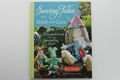 Craft Sewing Books, Sewing Books, Toy Patterns, Sewing Soft Toy Patterns • 7.99£