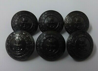 £12.99 • Buy Genuine British Royal Marines Issue RM Insignia Lovat Dress Buttons Size 38L NEW