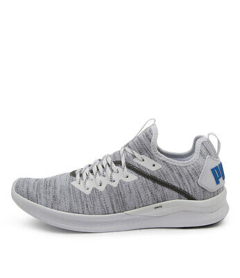 AU60 • Buy New Puma Ignite Flash Evoknit Bk A Mens Shoes Casual Sneakers Casual