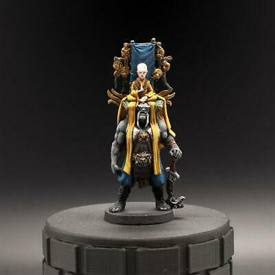 $ CDN66.10 • Buy Tiefling With Rider - God - Rising Sun - Dungeons & Dragons - Painted Miniature