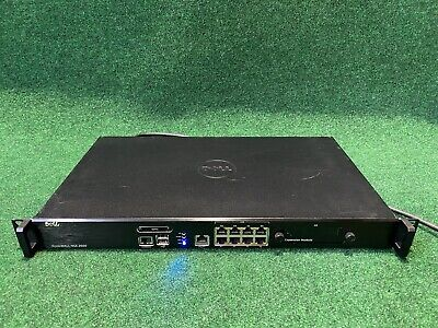 $175 • Buy Dell SonicWALL NSA 2600 Newtwork Security Appliance 1RK29-0A9
