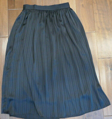 $375 • Buy Zimmermann Striped Skirt Black Maxi Size 2 Lined Stunning Make An Offer!!!!!!!!!