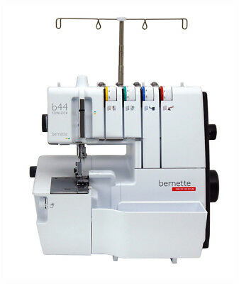 $499 • Buy Bernina Bernette B44 Funlock Overlock Serger New W/warranty.  AUTHORIZED DEALER