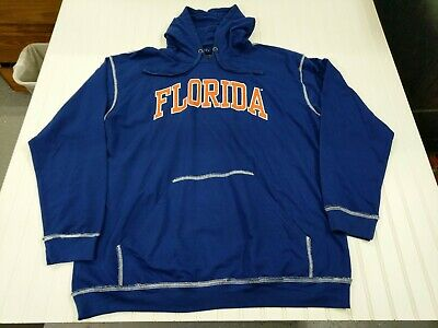 $14.99 • Buy Gators University Of Florida Blue Hoodie Size 3xlt 3XL Tall Graphic Innovations