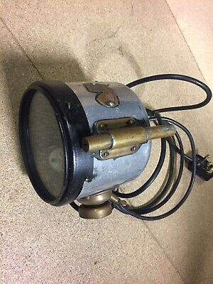 WWII British Military Signal Lamp Daylight Long Range MK.II Morse Code Key • 19.95£