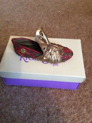 Just The Right Shoe By Raine - Aladdin's Delight 25028 Gift • 2.99£