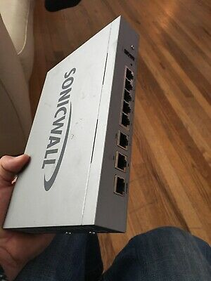 $50 • Buy Sonicwall NSA 220 - Firewall Network Security Appliance With Power Adapter