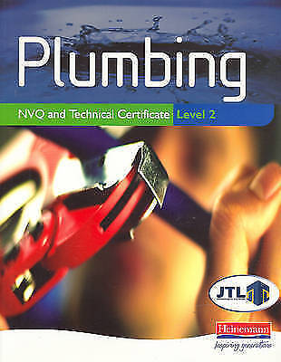 Plumbing NVQ And Technical Certificate: Level 2 By JTL, Paperback Used Book, Goo • 8.99£