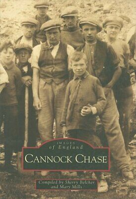 £4.70 • Buy Cannock Chase (Images Of England),Sherry Belcher