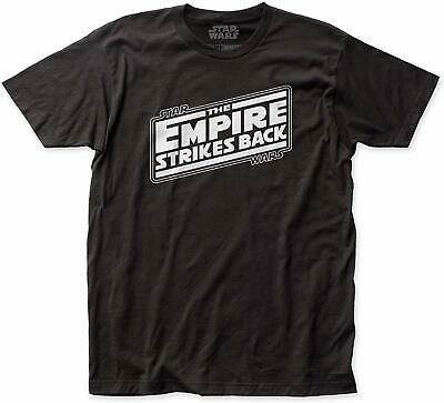 $19.99 • Buy Authentic STAR WARS The Empire Strikes Back Logo T-Shirt S-2XL NEW
