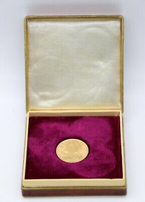 $359.95 • Buy 1927 B Gold Coin Helvetia Swiss 20 Franc Switzerland W/Original Velvet Lined Box