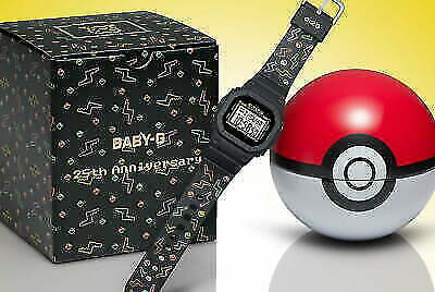 $228 • Buy Casio Pokemon Baby-G 25th Anniversary Watch Limited Rare From Japan