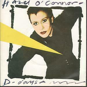 HAZEL O'CONNOR D-Days 7  VINYL UK Albion 1981 Paper Label Issue B/W Time In • 1.05£