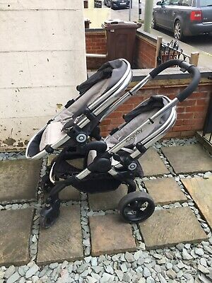 ICandy Peach 3 Double Pushchair Twin Good Condition • 680£