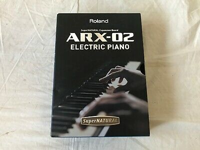 AU248.68 • Buy Roland ARX-02 SuperNATURAL Electric Piano Expansion Board Fantom-G Free Shipping