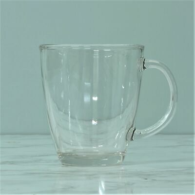 £4.95 • Buy 12oz Clear Transparent Glass Coffee Hot Latte Cappuccino Tea Drinking Cup Mug