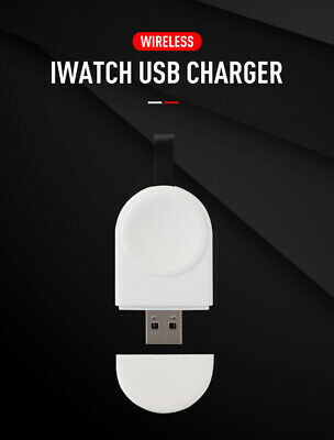 $ CDN9.42 • Buy For Apple Watch IWatch Series 1/2/3/4 Dock Adapter Charging Wireless Charger NEW