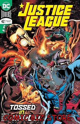 Justice League #42 (2020) 1st Printing Bryan Hitch Main Cover Dc Comics • 3.55£
