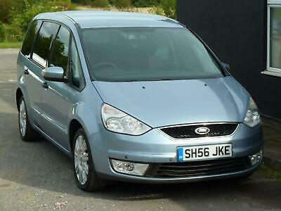 Ford Galaxy 1.8 TDCi 125ps LX Turbo Diesel 7 Seater People Carrier  • 990£
