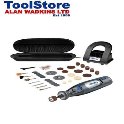 Dremel Micro 8050-35 7.2v Cordless Multi Tool With 35 Accessories F0138050JF • 102.95£