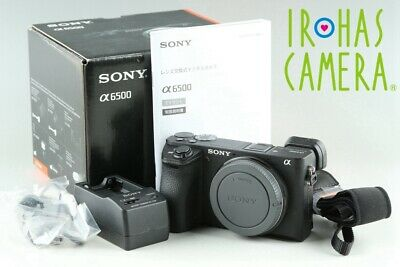 $ CDN1157.70 • Buy Sony Alpha A6500 Digital Camera With Box *JP Language Only* #24690