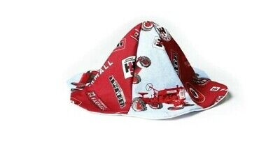$7.95 • Buy Farmall Tractor Infant Sun Hat, 0-6 Month