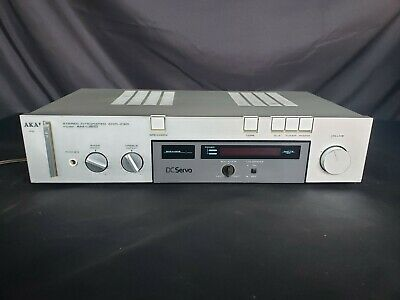 $145 • Buy Akai AM-U210 Stereo Integrated Amplifier Hi-Fi With Phono AUX Inputs