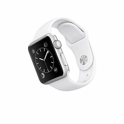 $ CDN152.60 • Buy Apple Watch Sport 7000 Series (42mm) Stainless Steel Aluminum/Sport Band