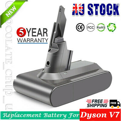 AU36.99 • Buy 21.6V 4.6Ah SV11 Battery For Dyson V7 Motorhead/Animal Handheld Vacuum Cleaner C