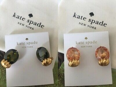$ CDN30.61 • Buy KATE SPADE New York House Cat Paw Earrings
