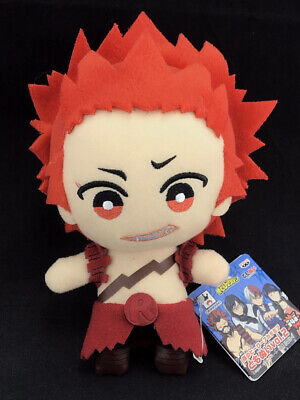 $ CDN32.40 • Buy Boku No My Hero Academia Tomonui Plush Doll Key Chain Banpresto Eijiro Kirishima