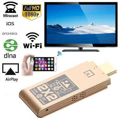 $ CDN18.73 • Buy Wifi HDMI TV Dongle Adapter Projector Display For IOS Android Phone To HDTV